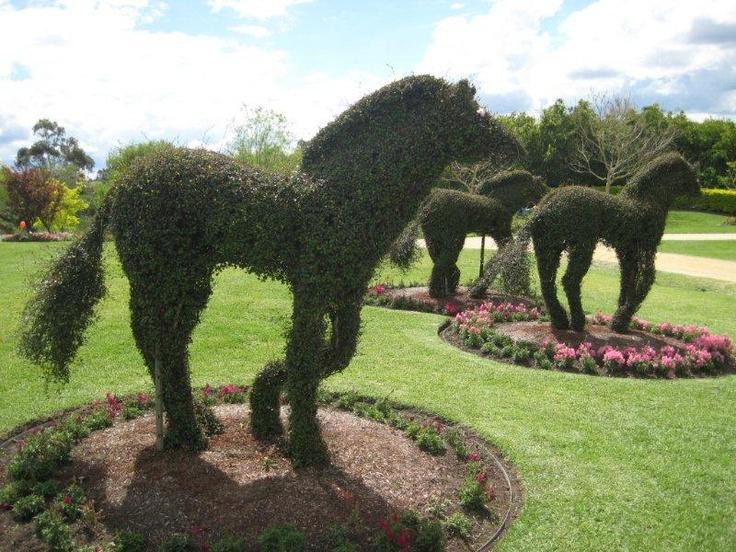 The Hunter Valley Gardens, Australia