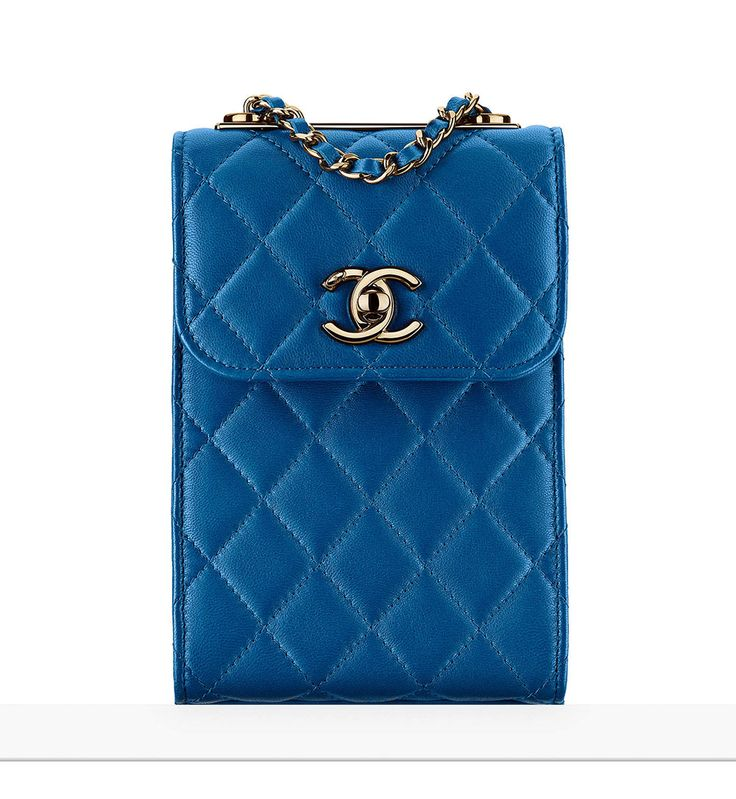Check out 75 Pics   Prices for Chanel's Pre-Collection Spring 2017 Wallets, WOCs and Accessories