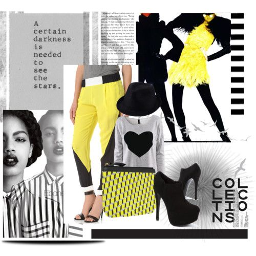 In the mood for... yellow! | FashionWows - Part 1