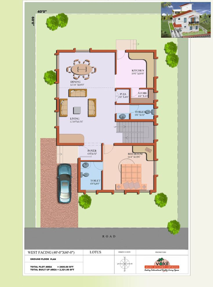 Awesome Indian House Plans South Facing Gallery - 3D house designs ...
