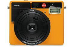 ライカが3万4000円のインスタントカメラ『Leica Sofort』を発表。セルフィーモードも搭載 - Engadget Japanese