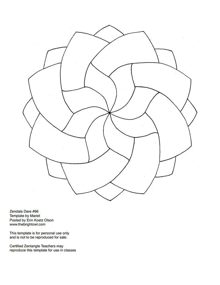 The 25+ best Simple mandala designs ideas on Pinterest