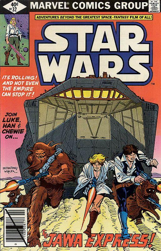 Star Wars 32: The Jawa Express