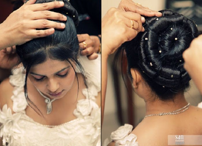 1000 Ideas About Wedding Hairstyles On Pinterest: Wedding Hairstyles (Indian) By