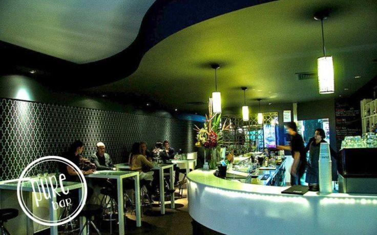 Pure Bar: Bar in Subiaco WA - Venue Menu