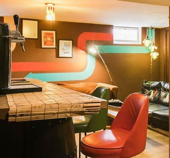 Las Tres Decisiones Si Quieres Montar Un Bar En Casa: Cool For Basementrec Room For Home Pinterest