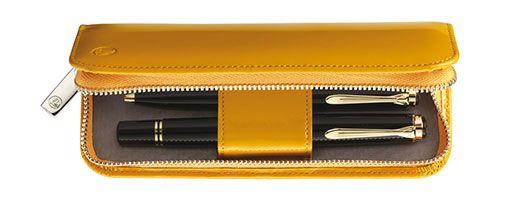 Pelikan TGN3 2-pen leather case
