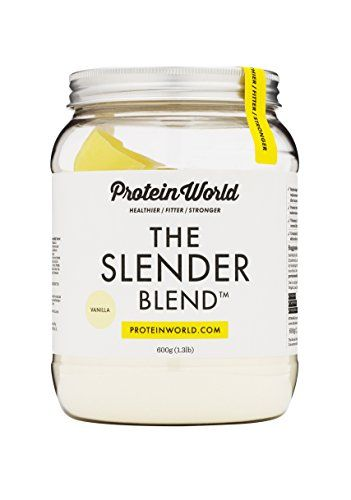 The Product Protein World The Slender Blend Vanilla diet meal replacement protein shake for weight loss – low calorie high protein diet drink or post workout recovery for women Can Be Found At - http://vitamins-minerals-supplements.co.uk/product/protein-world-the-slender-blend-vanilla-diet-meal-replacement-protein-shake-for-weight-loss-low-calorie-high-protein-diet-drink-or-post-workout-recovery-for-women/