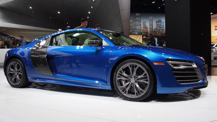 The Coolest Cars at the 2014 Detroit Auto Show