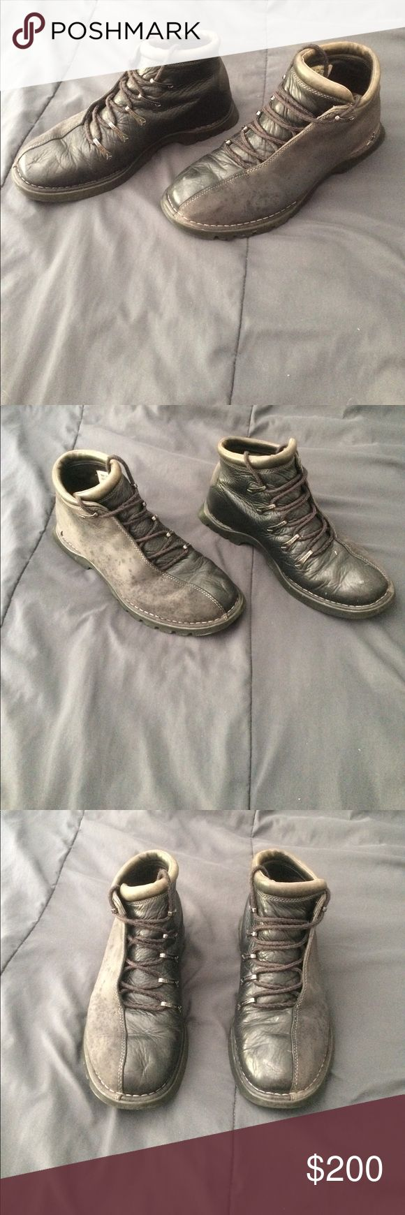 Jordan two3 Profiler RARE This is an awesome and rare Jordan boot in very good condition. Small paint drop and watermarks as seen in pics. Overall 9.5/10 condition. Feel free to make offers Jordan Shoes Sneakers