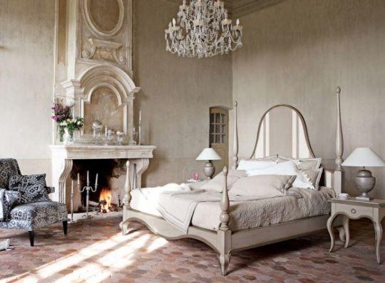 Romantic Modern Classic Bedroom