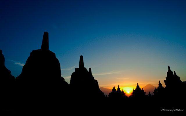 SemarangKota.com - Candi Borobudur