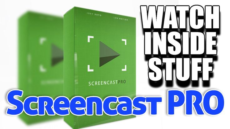 Screencast Pro Review - Joey Xoto Best Camtasia Training Resources