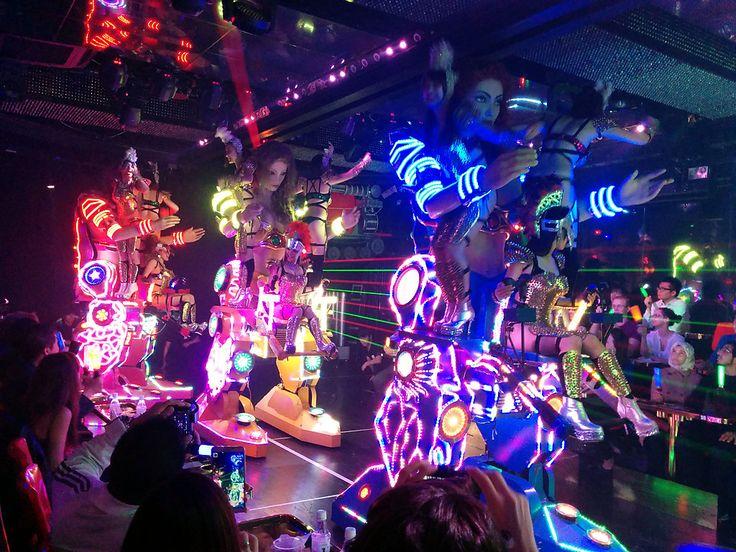 Robot Restaurant in Shinjuku, Tokyo