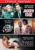 Jeff Bridges Triple Feature: Jagged Edge/Against All Odds/Fisher King [DVD], ID8130SPHDVD
