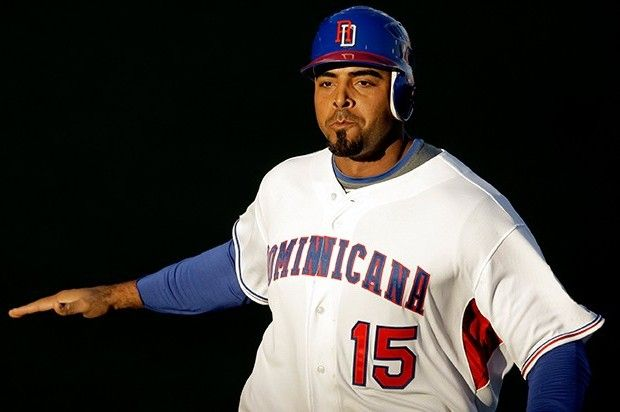 Nelson Cruz: Juego hasta como catcher