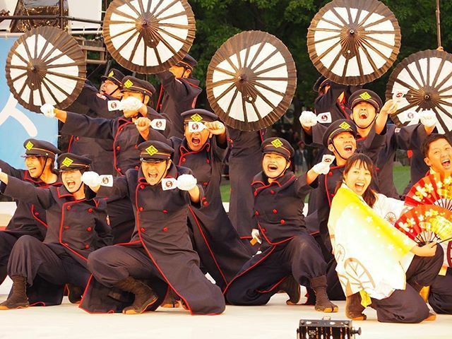 jr九州櫻燕隊ハッシュタグ instagram 写真と動画 japan dance teams anime