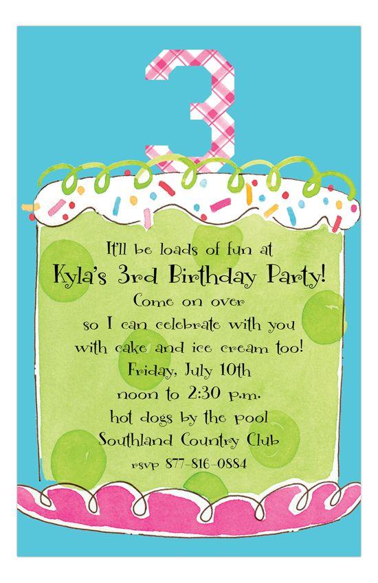 171 best Kids Birthday Invitations images on Pinterest Birthday - fresh invitation card for birthday online