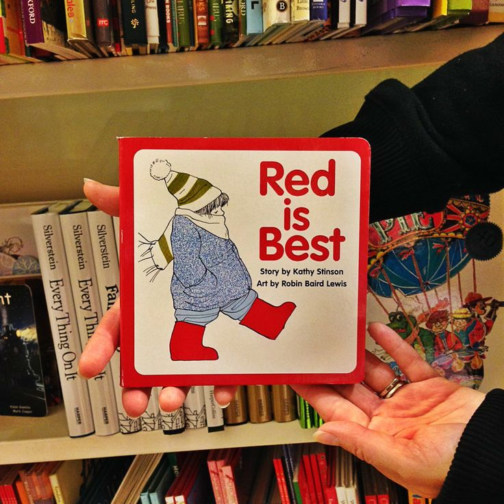 Melissa from HarperClassroom is thankful for Red is Best by Kathy Stinson because she adored this book when she was a little girl. It wasn't because she was anything like the little protagonist (because she knew being that picky wouldn't fly in her house!). It was likely because it introduced her to the world of preferences and defining what is best suited for you! #ThankYouKidsLit