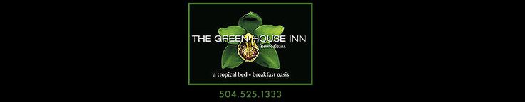 Dog friendly historic bed & breakfast. A tropical oasis in New Orleans... The Green House Inn