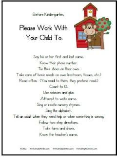 B2S Parent Pack Freebie!Classroom Setup Kindergarten, Parents Pack, Schools Ideas, B2S Parents, Kindergarten Classroom Setup, Pack Freebies, Kindergarten Roundup, Classroom Ideas, Simply Kinder