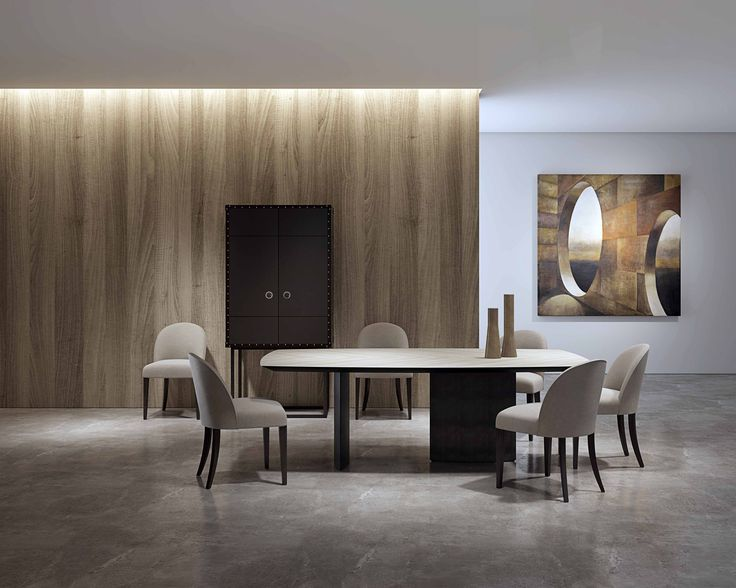 45 Best Dining Room Interiors Images On Pinterest  Room Interior Impressive Ultra Modern Dining Room 2018