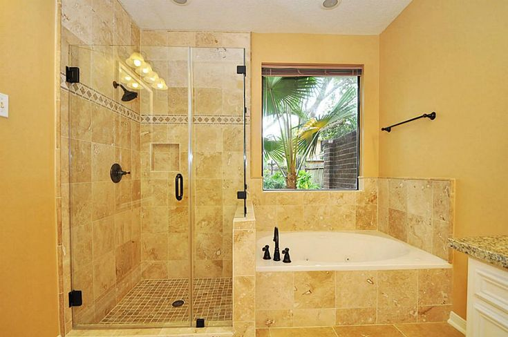 Side By Side Bathtub And Shower Google Search Build It