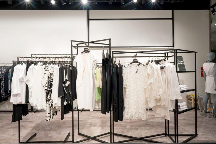 Fashion store lighting, Track Lighting, HEXELINE, Track Light Citizen
