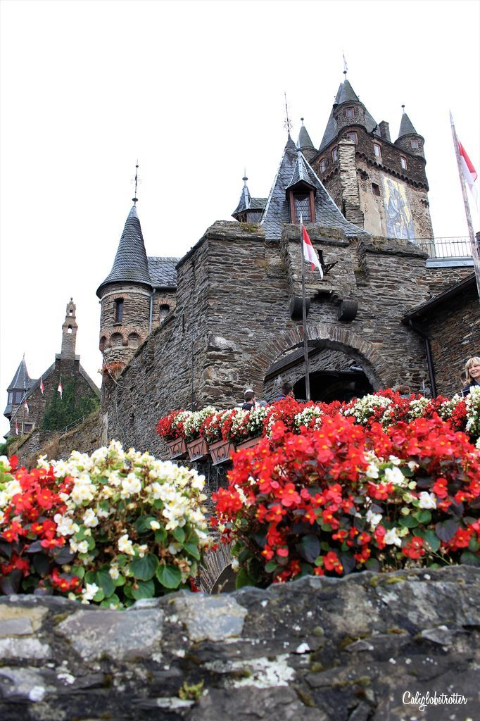 Cochem & the Reichsburg Castle, Rheinland-Palatinate & Saarland, Germany - California Globetrotter