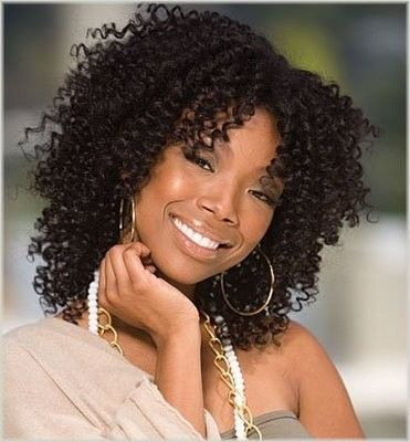 Black Curly Weave Sew In | Weaves are another way to protect and express ourselves, without ...