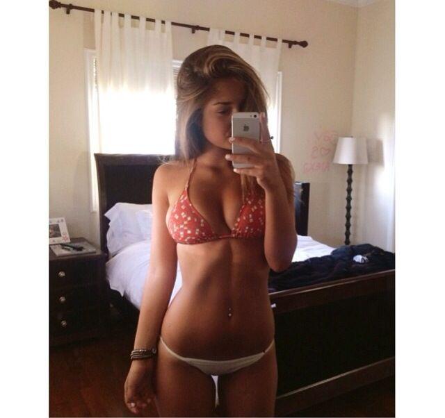 Savannah Montano Body