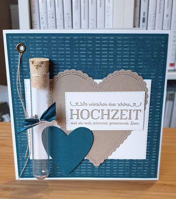 Das Bastelzimmer: Hochzeitsgeschenk
