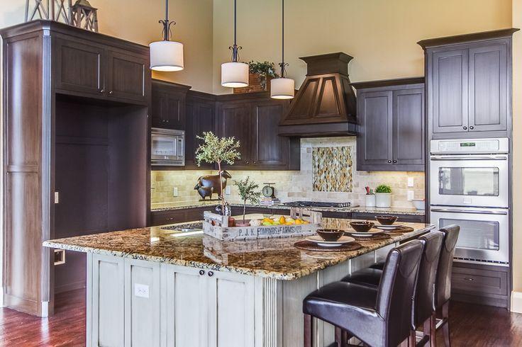 Luxury Kitchen Designs Island