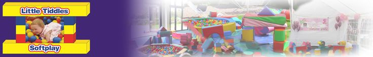 Soft Play Party Hire Kits - Our Range | Little Tiddles Softplay