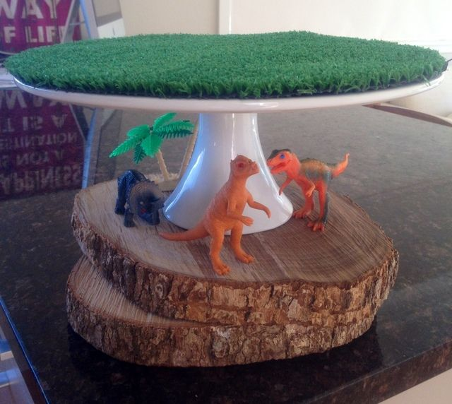 "Photo 16 of 38: Dinosaurs / Birthday ""Benicio's Dinosaur 3rd birthday""   Catch My Party"