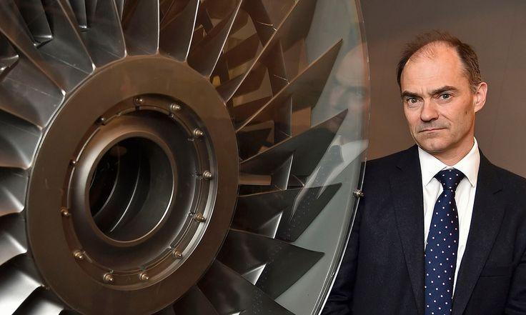 Rolls-Royce 'looking at implications' of Britain leaving EU
