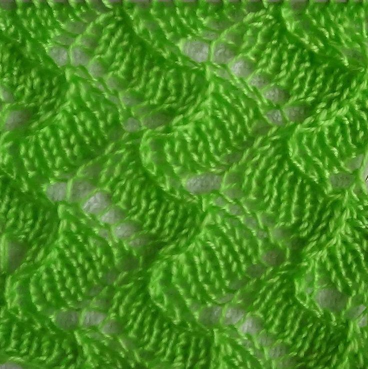 https://youtu.be/nAa5S5gqln4 Ажурное вязание спицами