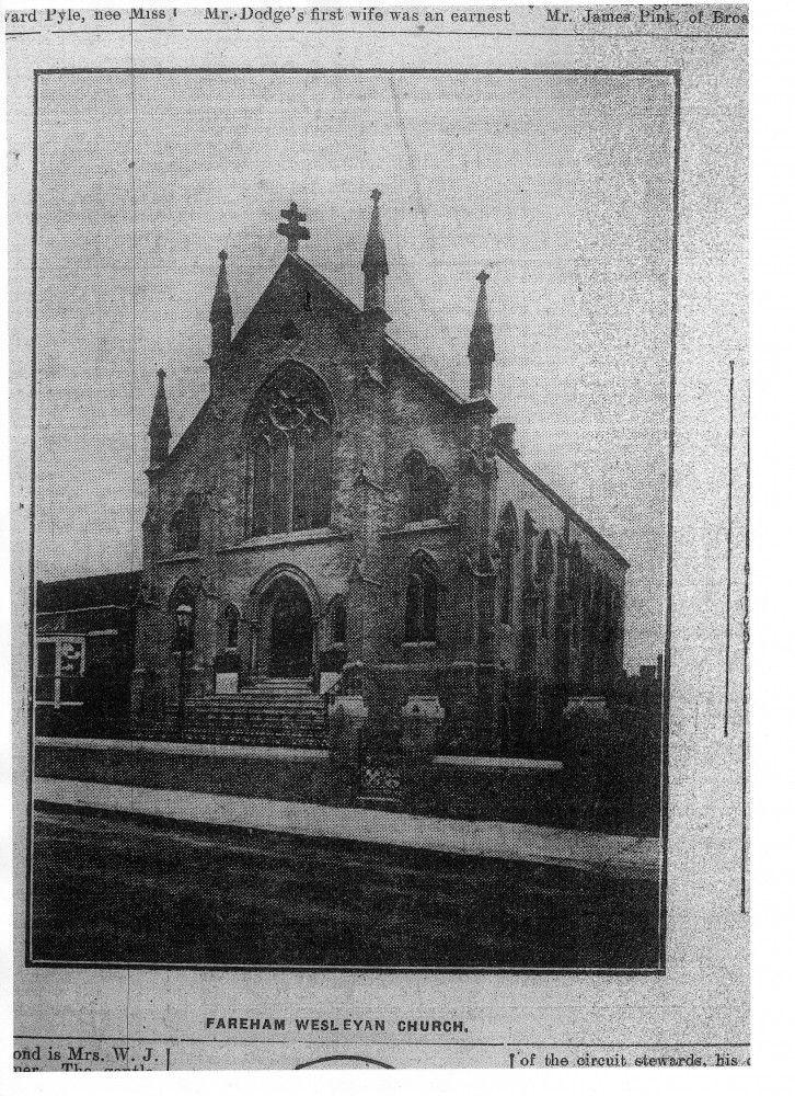 Fareham Methodist Church