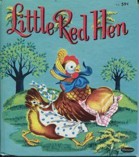 Vintage Children's Books - This was one of my favorite books when I was a child.  Before I could read I had it memorized.