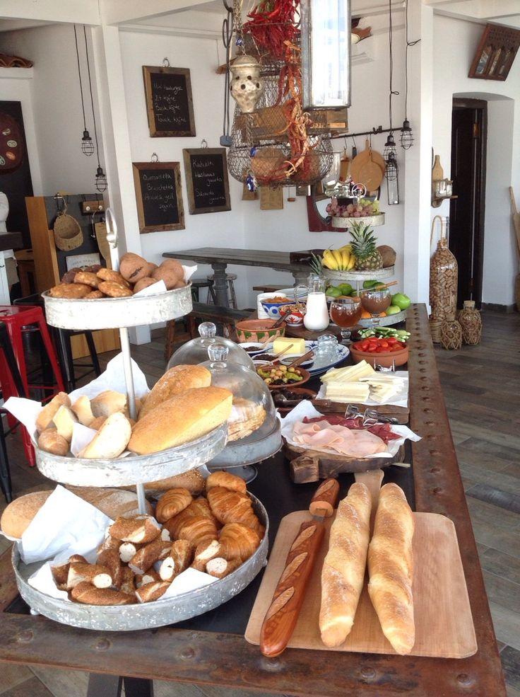 Charcuterie istanbul & TAPAS  Breakfast