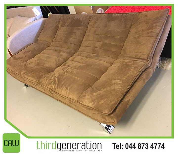 Who said sofas are just for sitting? Kick off your shoes, lie back and relax on this comfortable #sofa available from #ThirdGenerationCAW.