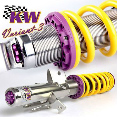 KW 35271035 Coilover Kit V3 for 2007-2011 Porsche 911 (997) GT3/GT3 RS w/ PASM