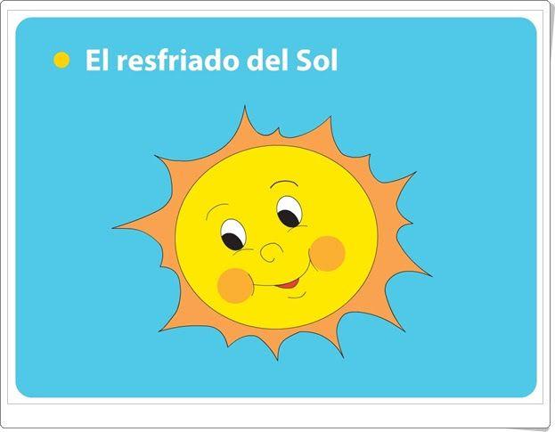 """""""El resfriado del Sol"""" (Cuento audiovisual de Educación Infantil)"""