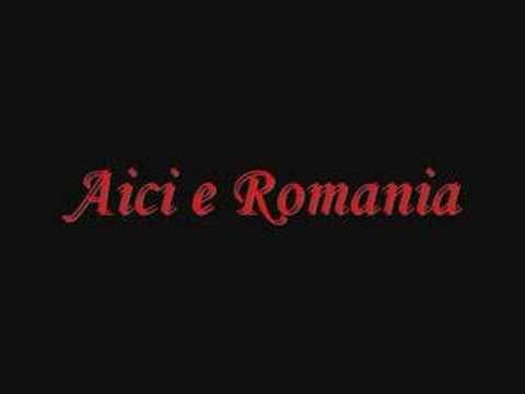 Sisu and Puya - Aici e Romania