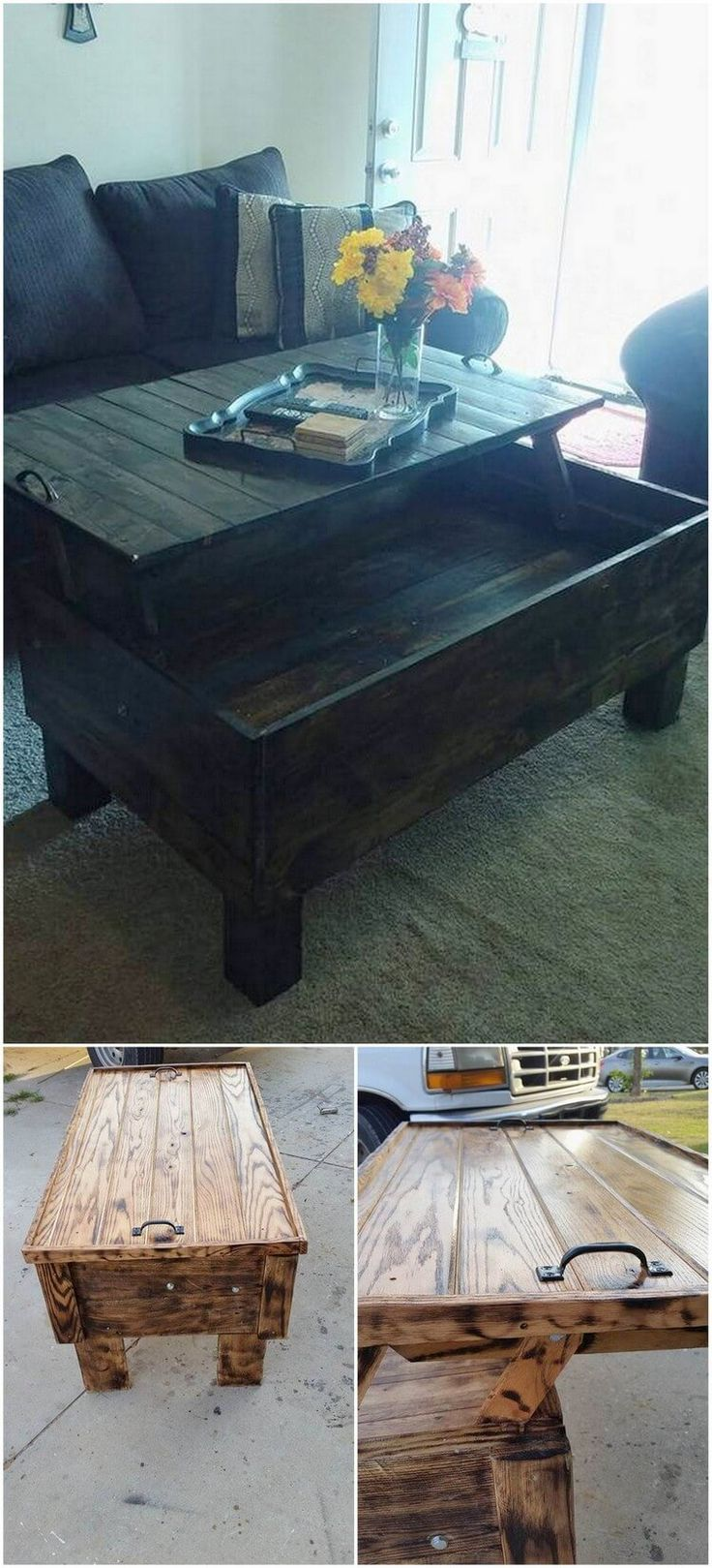 Cheap Wood Pallets Recycling Ideas