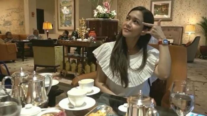 Instagram Maia Estianti - Unggah Video dengan Tas-tas Branded, Bunda Al Gazhali…