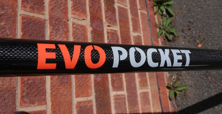 New Evo-Pocket Short Collapsed Length 3K Carbon Pole for Window Cleaning http://xline-systems.co.uk/xline-shop/water-fed-poles-accessories