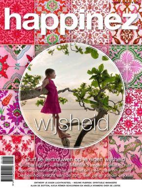 Wisdom - Happinez no.5 2011