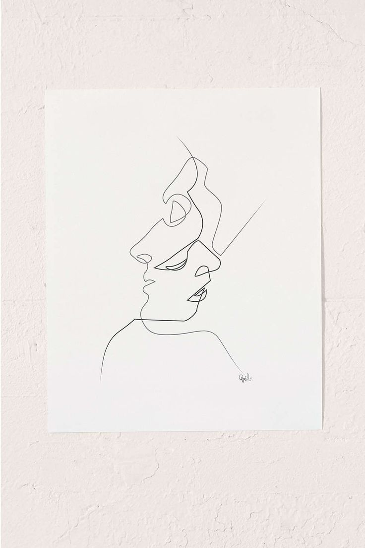 "Quibe Close Art Print (40"" x 60"") – Urban Outfitters, $129"