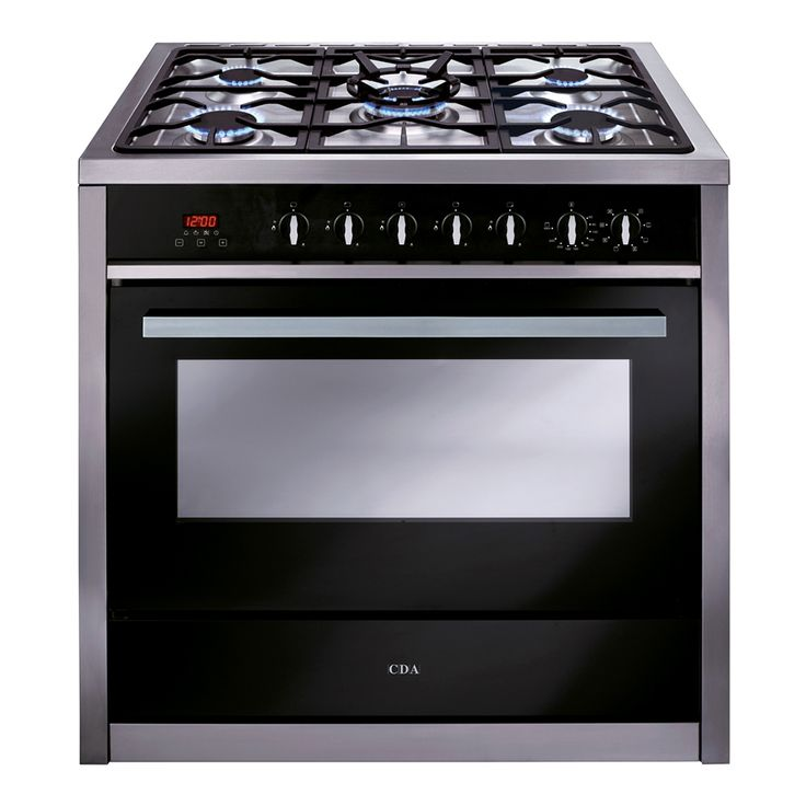 90cm Single Cavity Range Cooker Electric Oven Gas Hob Range Cooker Dual Fuel Range Cookers Oven Sale